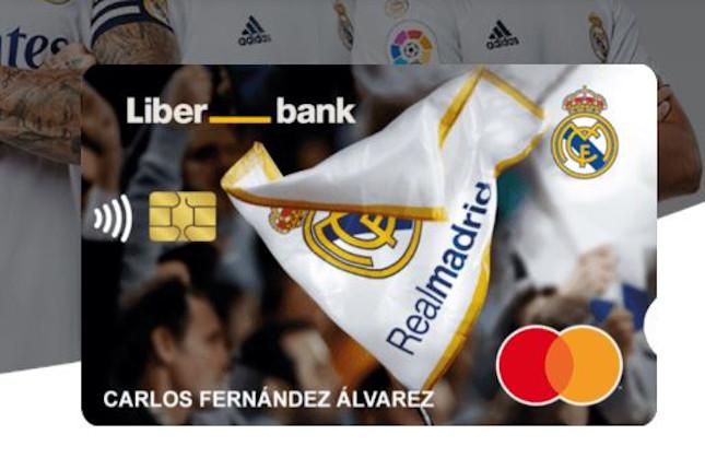 Liberbank lanza la Tarjeta Real Madrid