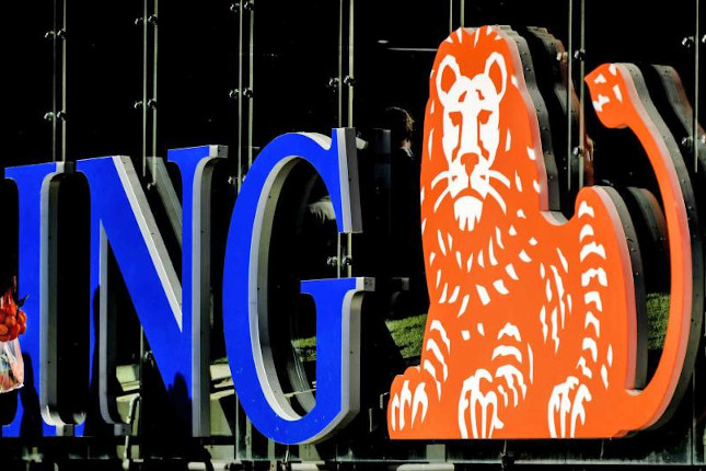 ING reduce un 55% su beneficio