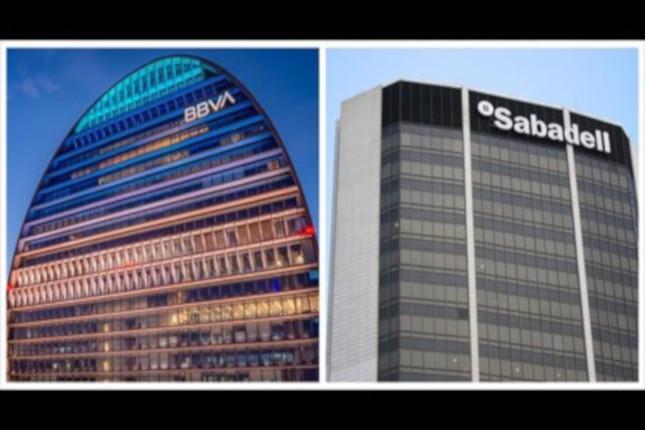 BBVA y Sabadell analizarán su fusión en diciembre