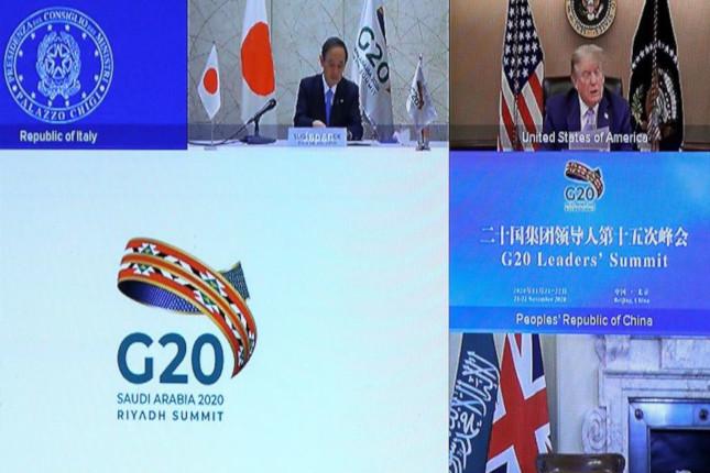 El G20 centra su cumbre en la recuperación económica