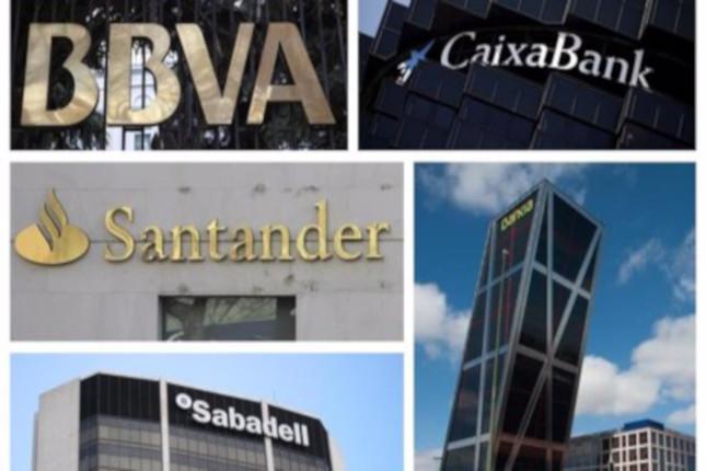 Los tres grandes bancos sumarían el 70% de cuota de mercado
