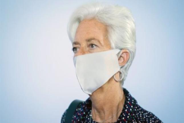 Lagarde (BCE) advierte grandes riesgos para las economías