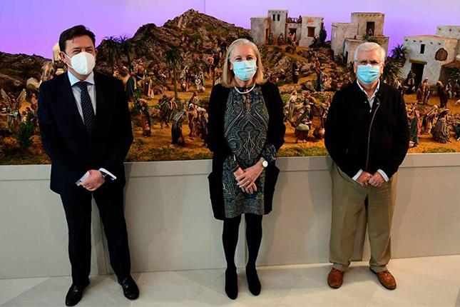 Bankia y CajaGranada Fundación inauguran la exposición 'Noche de Luz'