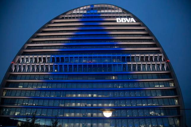 BBVA gana 1.210 millones en el primer trimestre