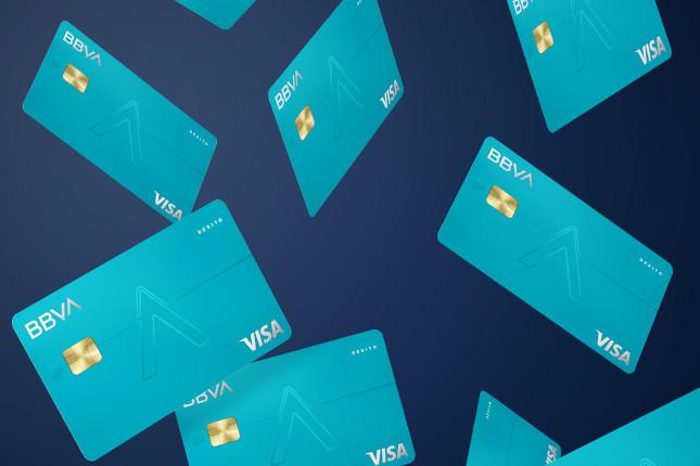 BBVA emite 196.000 tarjetas Aqua en España desde octubre