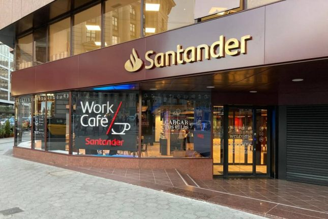 Banco Santander inaugura su segundo Work Café en Barcelona