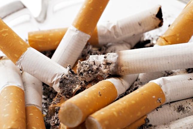 Las ventas de cigarrillos caen más de un 8% en 2020