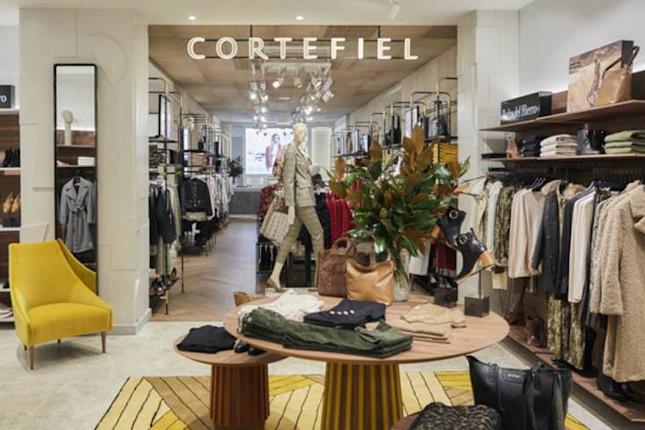 Las ventas del grupo Cortefiel caen un 23,1%