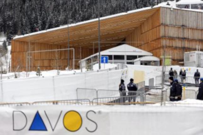 El Foro de Davos de este año será virtual