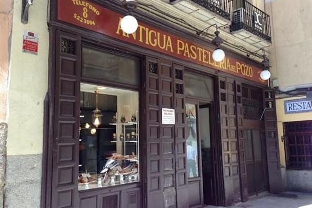 La pastelería más antigua de España lanza su servicio de 'delivery' y 'take away'