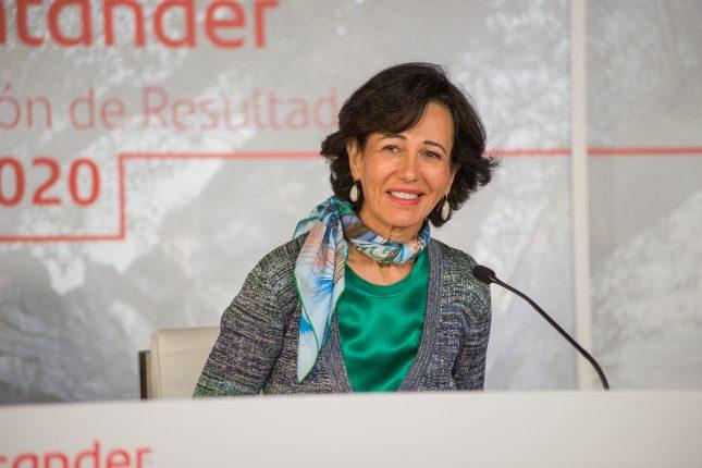 "Ana Botín (Banco Santander): ""Estamos orgullosos de ser miembros fundadores de la Net Zero Banking Alliance"""