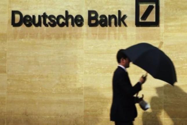Deutsche Bank reducirá oficinas y empleados en España
