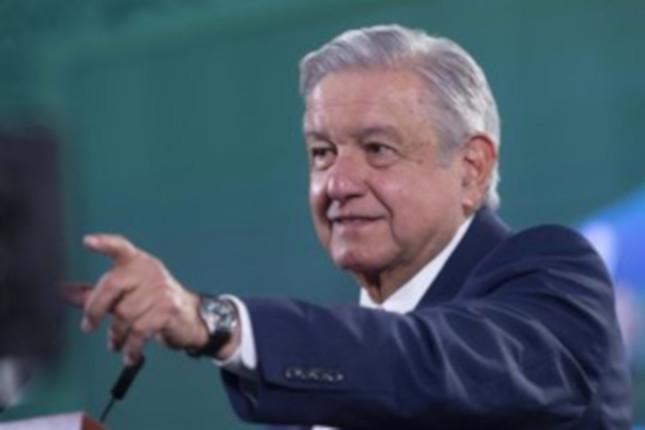 López Obrador prevé un crecimiento del 5% del PIB de México