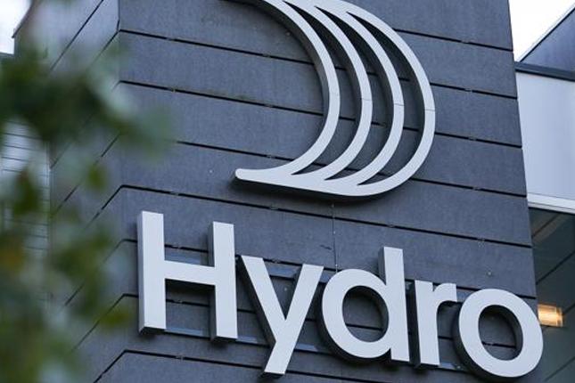 Norsk Hydro gana 364,8 millones de euros en 2020