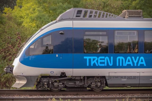 Acciona entra en la construcción del Tren Maya