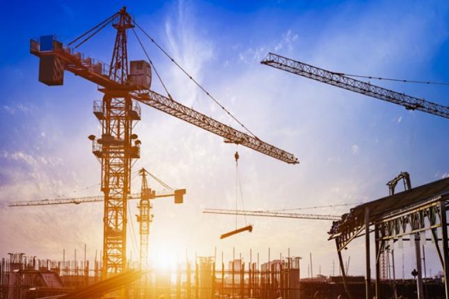 La construcción en España crece un 5,7% en el último año