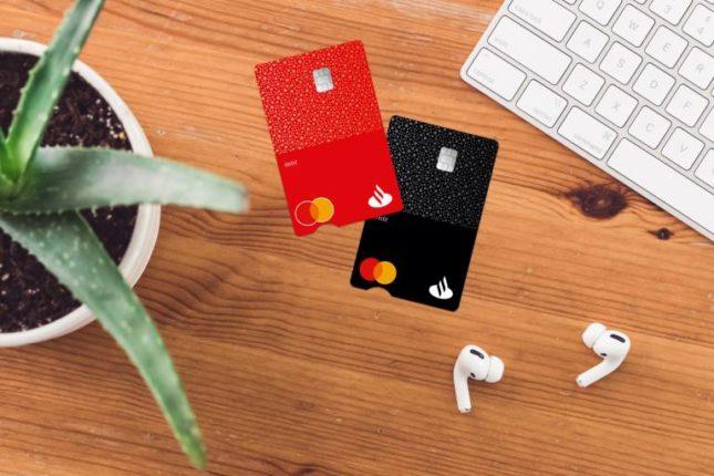 Banco Santander acelera el lanzamiento de tarjetas sostenibles en Europa