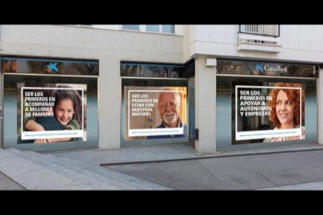 CaixaBank lanza su primera campaña tras la fusión