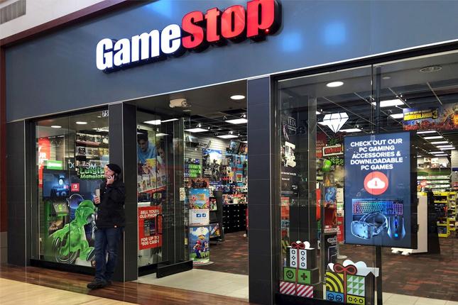 GameStop gana 68 millones de euros en el cuarto trimestre
