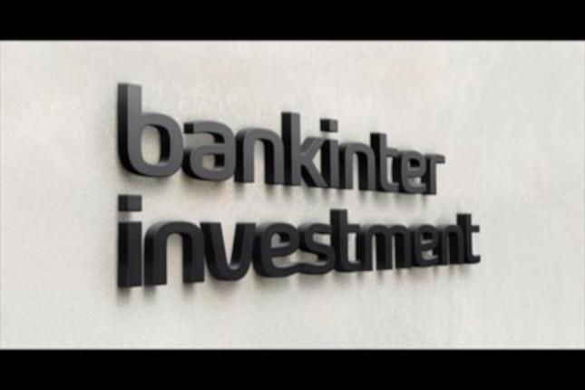 Bankinter apuesta por vehículos de inversión alternativa