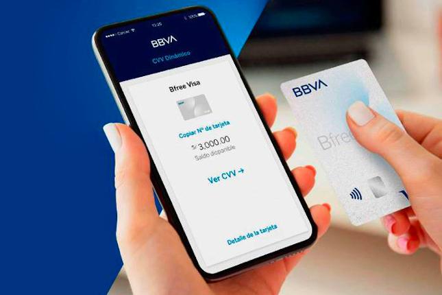 BBVA implementa el CVV dinámico para sus tarjetas en Perú