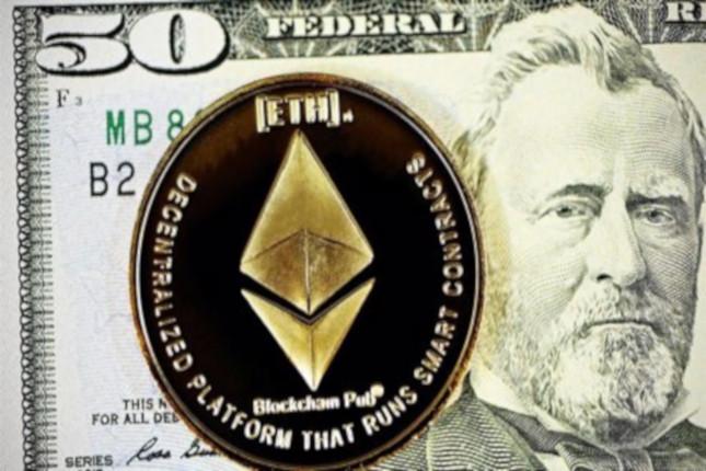 La criptomoneda ether supera los 4.200 dólares