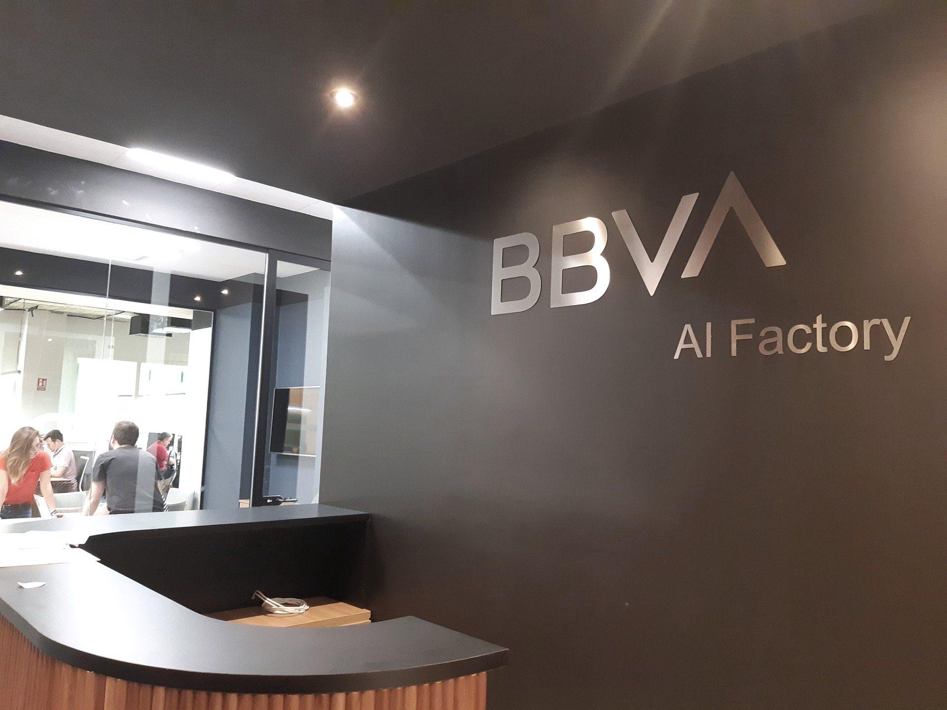 BBVA AI Factory, entre los mejores laboratorios de innovación financiera