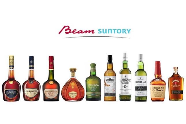 Beam Suntory compra el 100% de Maxxium España