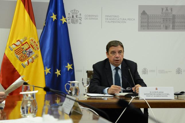 Planas defiende la gastronomía como embajadora de España