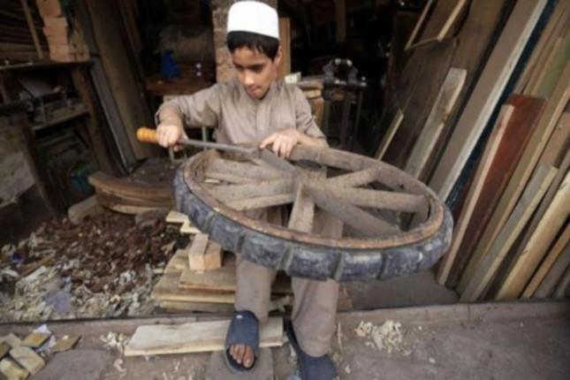 La pandemia aleja la erradicación del trabajo infantil