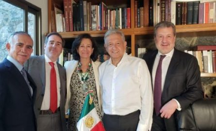 Ana Botín reitera su confianza en México, uno de los principales mercados de Banco Santander en Latinoamérica