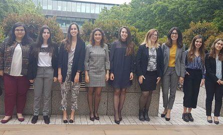 Banco Santander promueve el desarrollo de talento femenino en áreas STEM