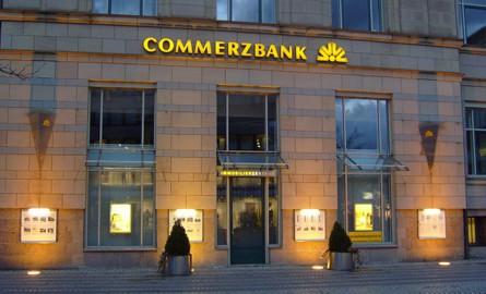 Commerzbank gana 1.062 millones en 2015