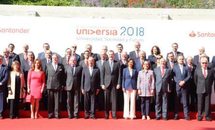 Arranca el IV Encuentro Internacional de Rectores Universia, impulsado por Banco Santander